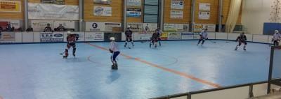 roler hockey slide