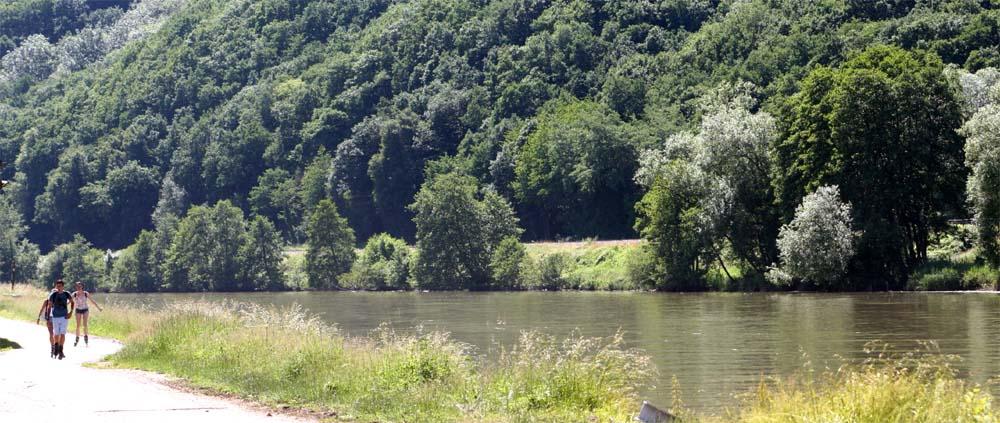 La voie verte des Ardennes
